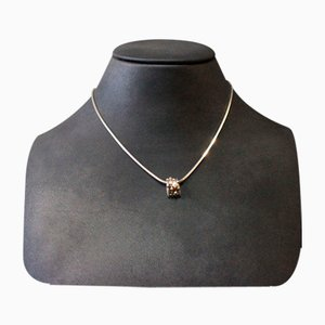 925 Sterling Silver Necklace with Pendant in Silver