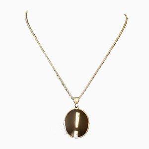 Lámpara colgante de plata esterlina 925 de NE From