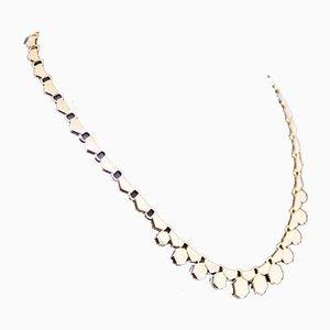 Collana articolare in oro a 14 carati