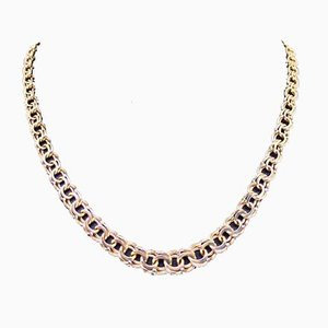 Bismarck Necklace in 18 Karat Gold from CGAB