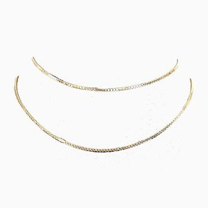 Venezia Necklace in 14k Gold