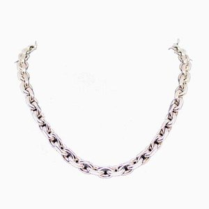 Schwere Halskette aus 925er Sterlingsilber