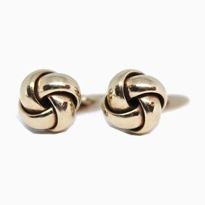 Cufflinks in 14 Karat Gold from BH, Set of 2