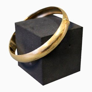 Bracelet in 14k Gold with Shearing