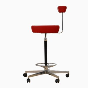 Vintage Perch Office Chair by George Nelson for Vitra