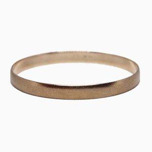 Bracelet Mou et Mince en Or 14 Carats de SE