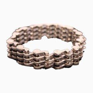 Silbernes 830 Armband von Frederiksen Viborg für ThF