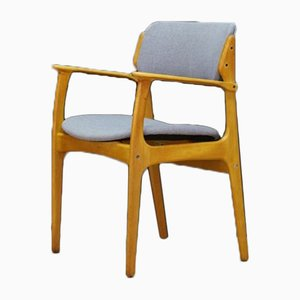 Armchair by Erik Buch for Odense Maskinsnedkeri / O.D. Møbler, 1960s