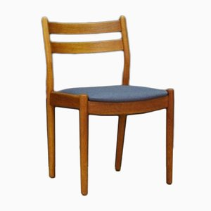 Esszimmerstühle von Poul Volther, 1960er, 6er Set