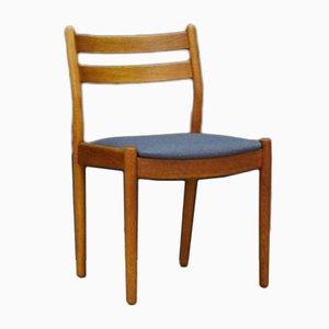 Sedie da pranzo di Poul Volther, anni '60, set di 6