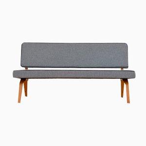 Canapé Vintage par Paul Bode pour Deutsche Federholzgesellschaft