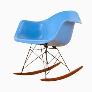 RAR Rocking Chair by Charles & Ray Eames for Vitra