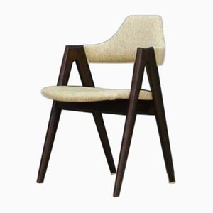 Vintage Danish Compass Dining Chair by Kai Kristiansen, 1960s