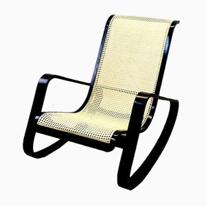 Italian Rocking Chair by Luigi Crassevig, 1960s
