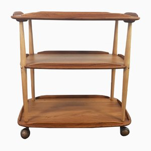 3-Tier Trolley by Lucian Ercolani for Ercol, 1970s