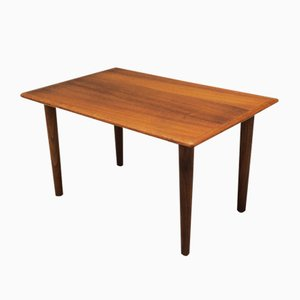 Vintage Danish Teak Coffee Table, 1970s