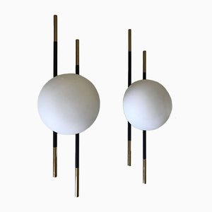 Sconces from Lunel, 1960s, Set of 2