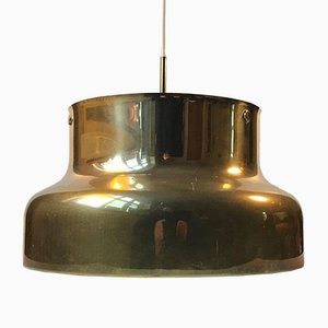 Vintage Swedish Bumling Pendant Lamp by Anders Pehrson for Ateljé Lyktan, 1970s