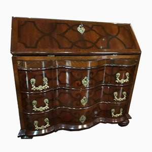 Venetian Rosewood Flap Chest of Drawers, 1700s