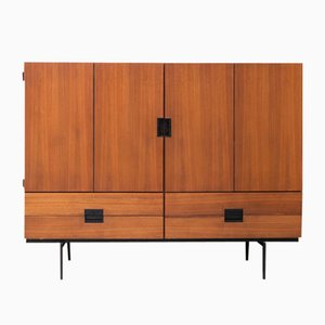 Japanese Series Highboard by Cees Braakman for Pastoe, 1958