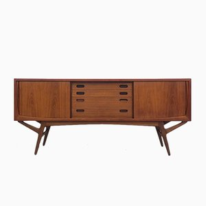 Danish Teak Sideboard by Harry Østergaard for Randers Møbelfabrik, 1960s