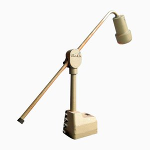 Industrial Adjustable Table Lamp, 1950s