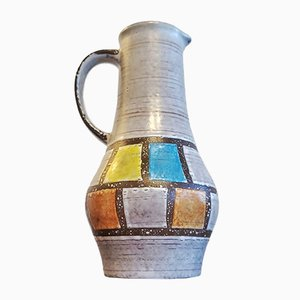 Ceramic Nr. 1207/25 Pitcher Vase from Jasba, 1960s