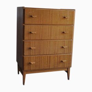 Mid-Century Hungarian Chest of Drawers, 1960s