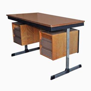 Mid-Century Schreibtisch im Bauhaus Stil