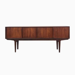 Danish Teak Sideboard in the Style of Omann Juns Møbelfabrik, 1960s