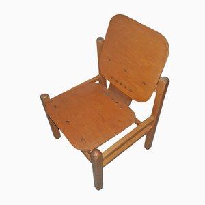 DDR Heidi High Children's Chair by Hans Brockhage, 1960s