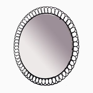 String Metal Mirror, 1960s