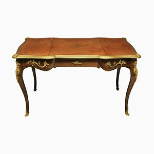 Louis XV Style Walnut Writing Table