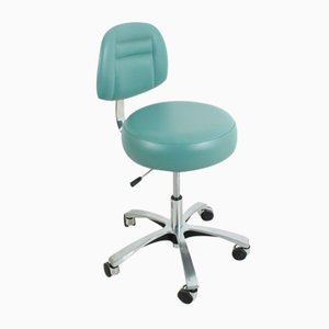 Mid-Century Doctors Swivel Chair, 1970s