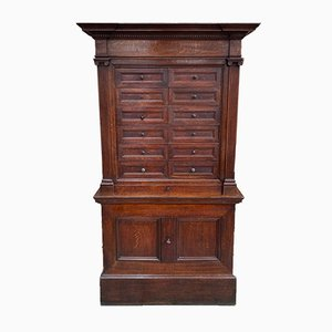 19th Century Notary's Furniture