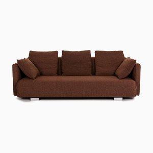 Braunes 6300 3-Sitzer Sofa von Rolf Benz