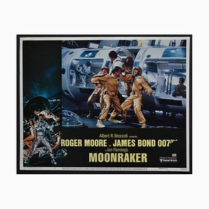 James Bond 007 Moonraker Original Flurkarte, 1979er