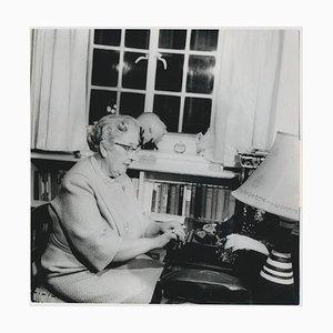 Agatha Christie zu Hause, 1959