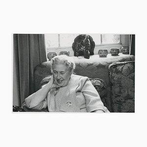 Auf dem Sofa mit Agatha Christie, 1960