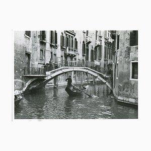 Venedig, Italien, 1954