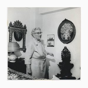 Agatha Christie at Home, 1959