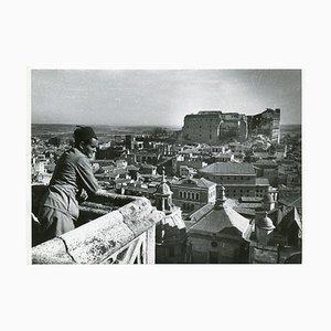 Porte-Revues Alcazar en Ruines de la Guerre de Sécession, Italie, 1936