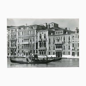 Venice Gondola, 1954