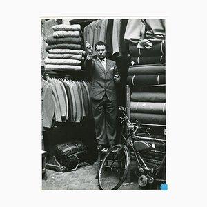 Rom Verkäufer, 1954