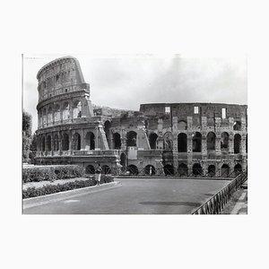 Rome Colosseum. 1954