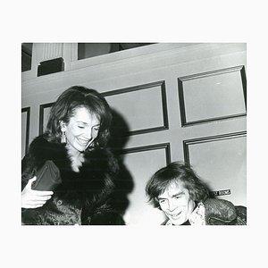 Lee Radziwell und Rudolf Khemetovich Nureyev, 1974