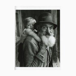 Grand-Père avec Enfant, Allemagne, 1935