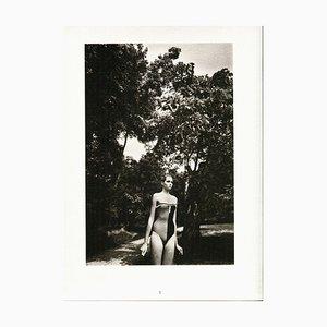 Intimode the 1983 Fashion Underwear von Jeanloup Sieff