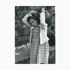 Rhodes Girl with Water Pichet, 1955