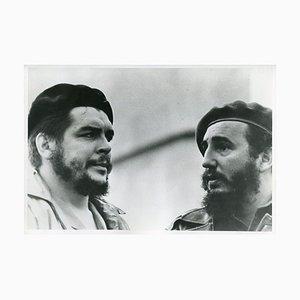 Che Guevara und Fidel Castro, 1959